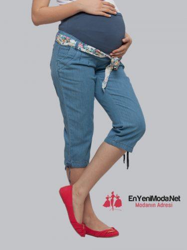 kısa Hamile pantolon modelleri