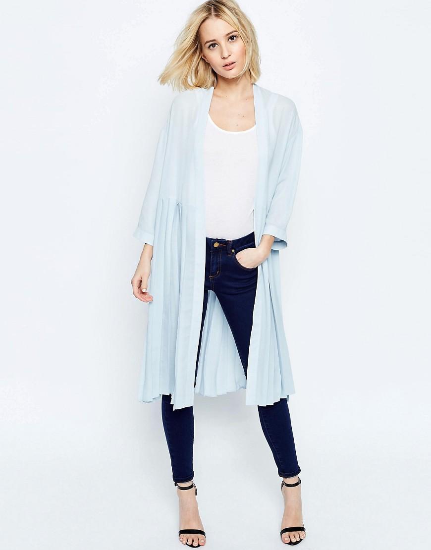uzun bayan ceket modeli