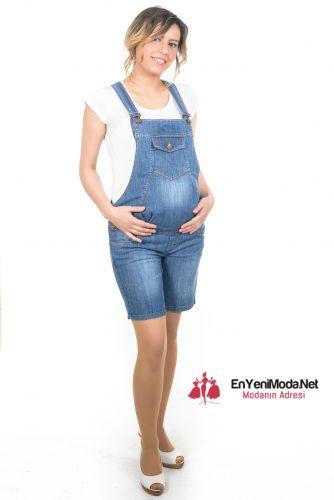 yazlık hamile kot pantolon modelleri
