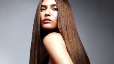 Saçlarınıza hiç zarar vermeden düzleştirelim desek ?