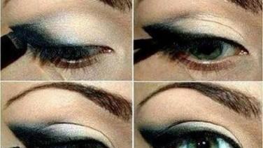 Yeni başlayanlar için adım adım göz makyajı