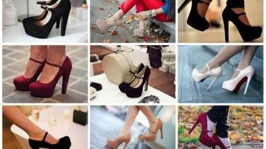 Yeni Moda Ayakkabılar