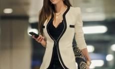 Bayan Blazer Ceket Modelleri 2016