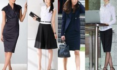 Ofis Elbiseleri Modelleri