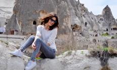 En Şık Bayan Spor Ayakkabı Kombinleri