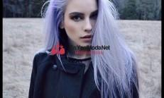 Yeni Moda Renkli Saç Modelleri