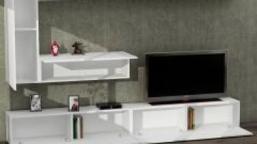 Salonları Aydınlık Gösterecek TV Ünitesi Seçenekleri