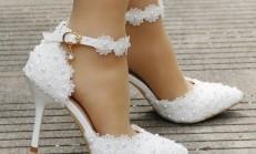 Gelin ayakkabısı nasıl seçilir?