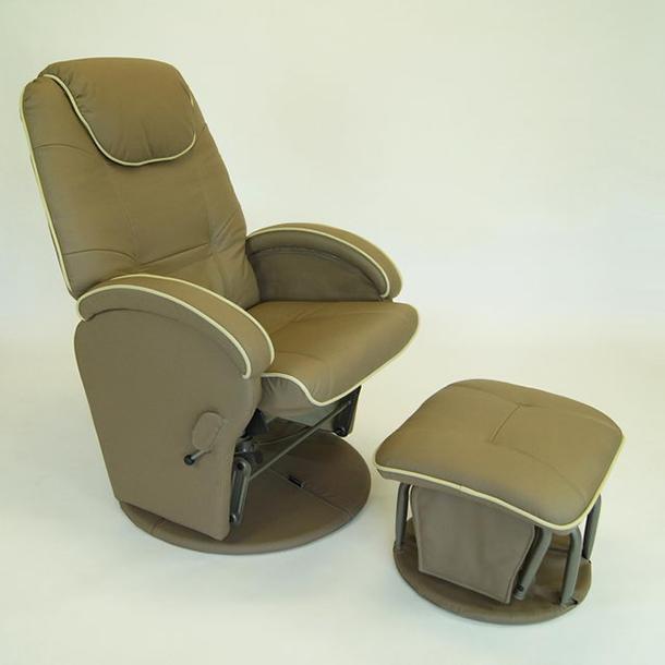 yeşil emzirme koltuğu