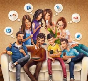 sosyal medya ve kadınlar