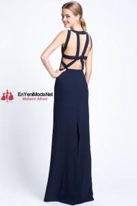 arkası açık 2016 Abiye Elbise modelleri