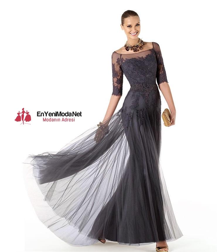 en güzel 2016 Abiye Elbise modelleri