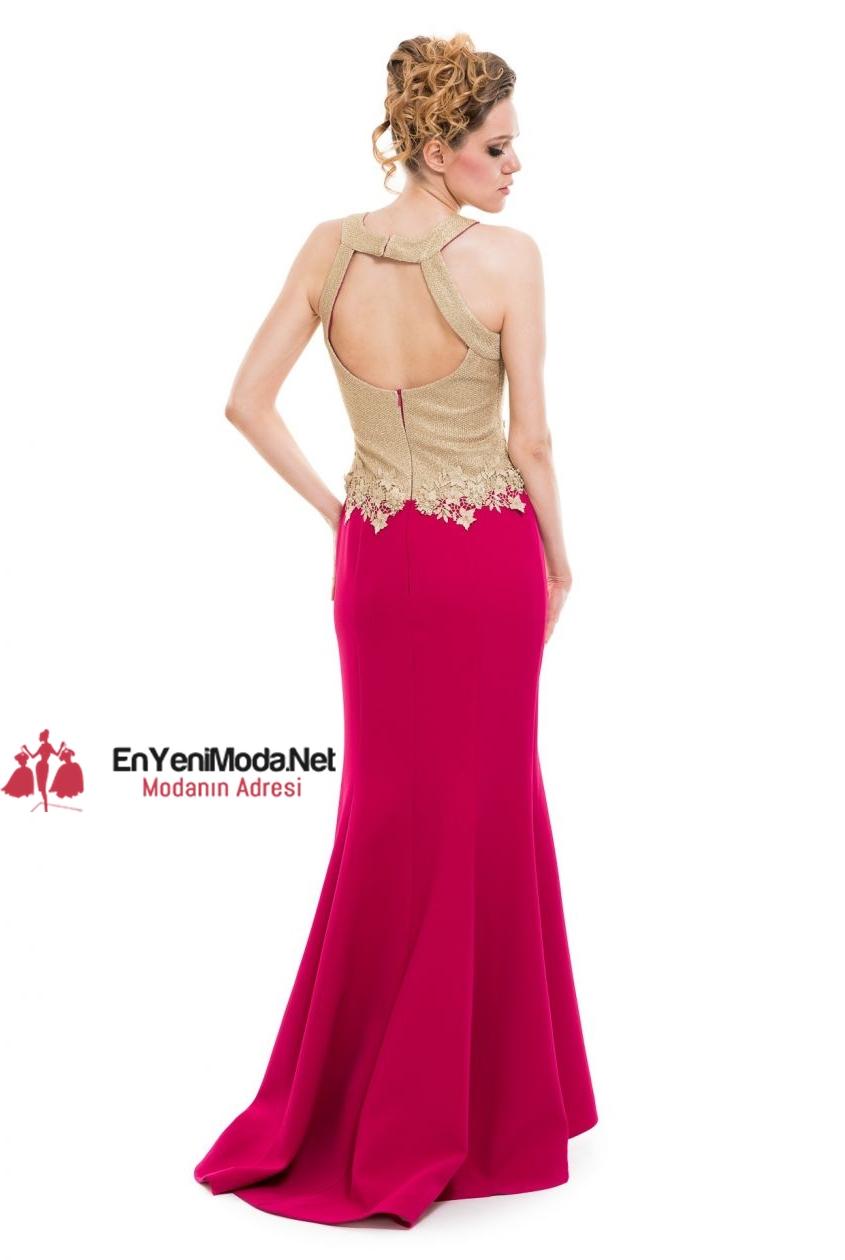 kırmızı 2016 Kına Gecesi Elbise Modelleri