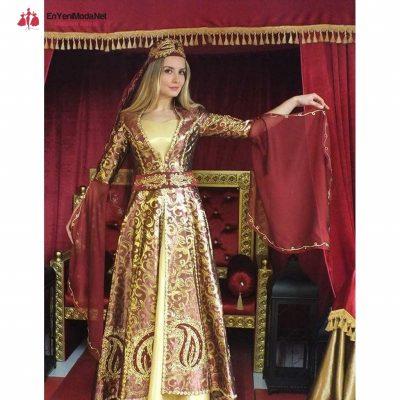 kaliteli 2016 Kına Elbiseleri