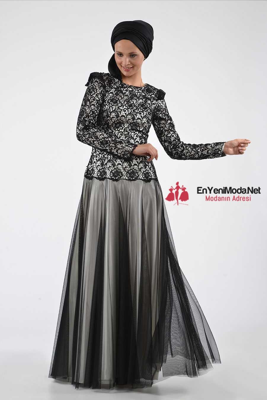 kapalı 2016 Abiye Elbise modelleri
