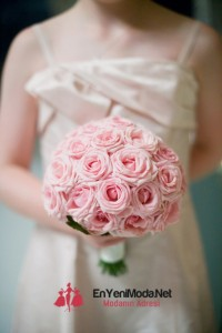 pembe renk 2016 Nişan Çiçeği