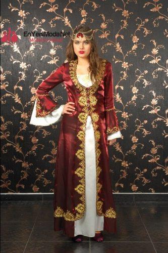 saten 2016 Kına Elbiseleri