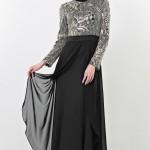 tesettür 2016 Abiye Elbise modelleri