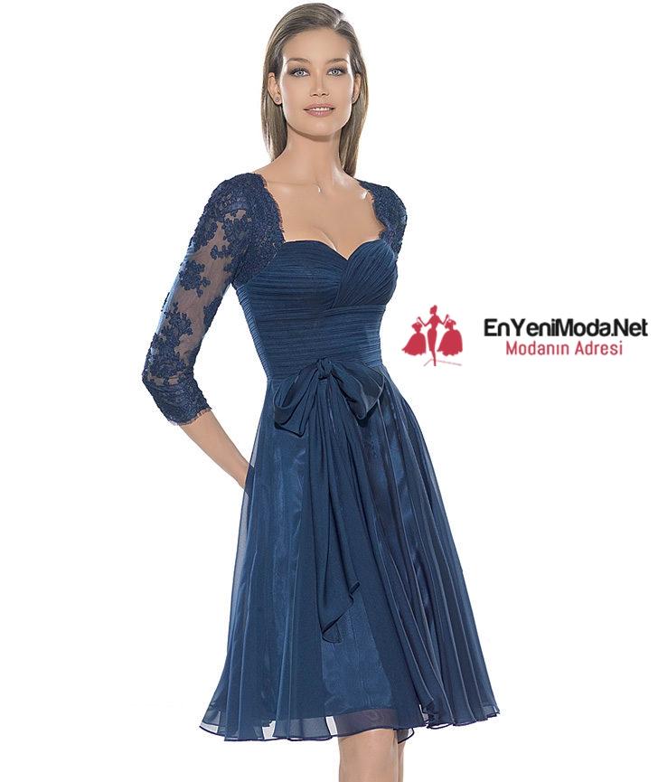 yeni 2016 Abiye Elbise modelleri