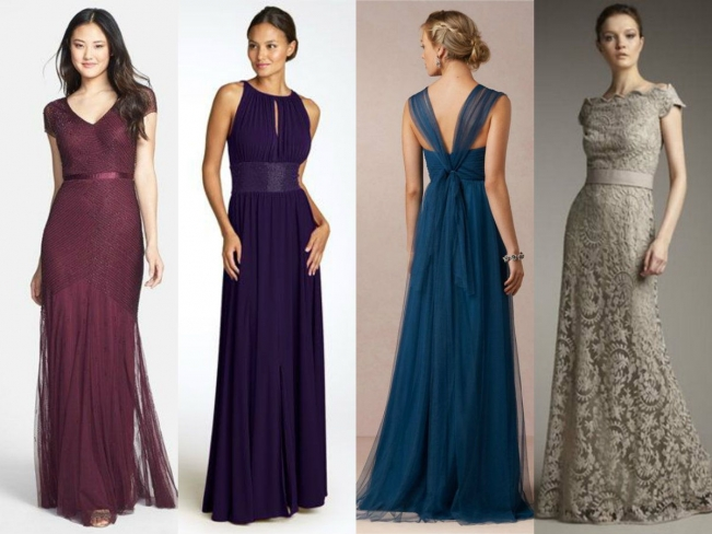 düğün için abiye modelleri 2017